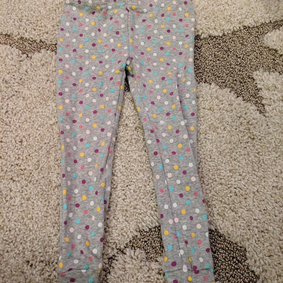New Carter/'s Girls Gold Jeggings Glitter Pants NWT 18m 2T Sparkle Holiday